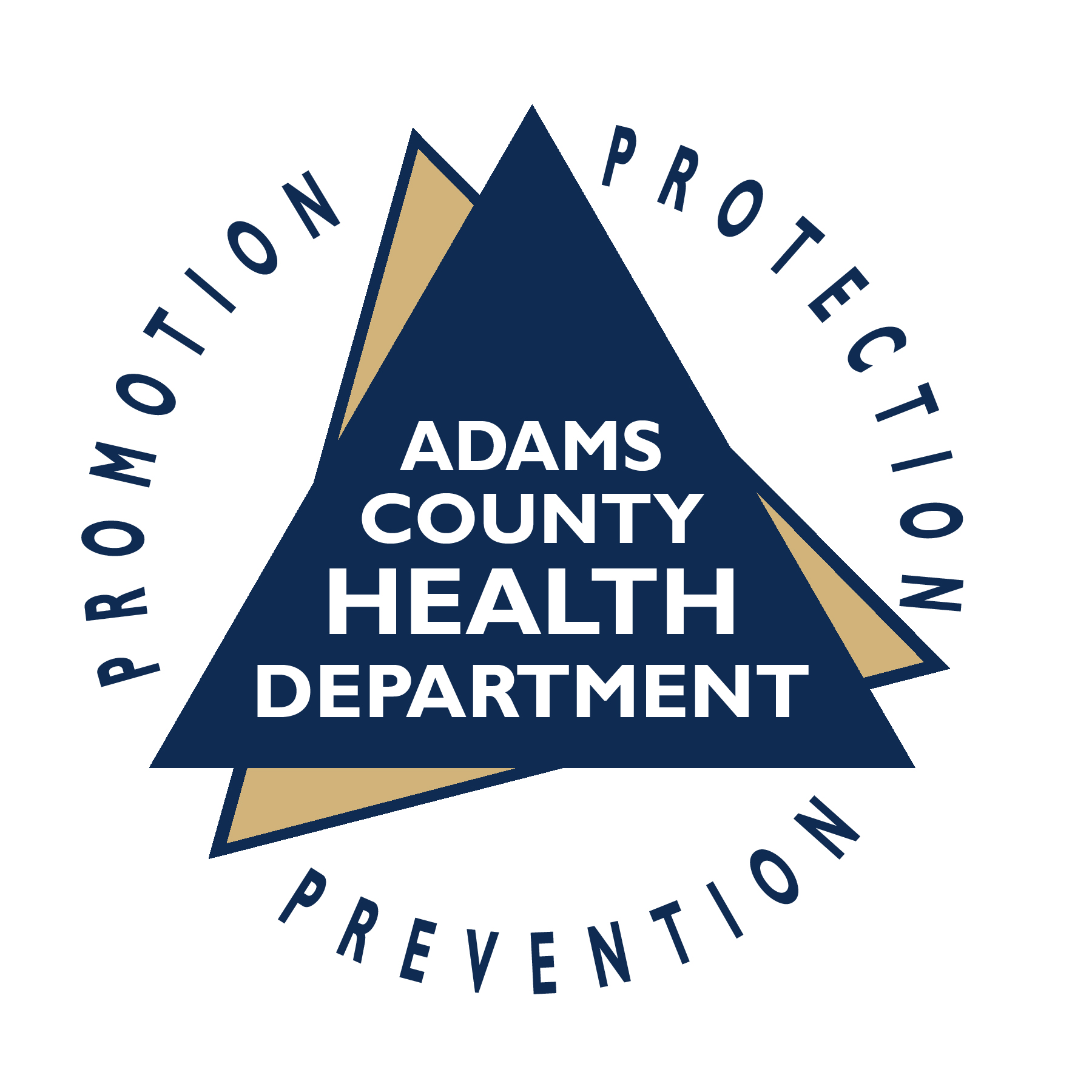 Adams County Health Department Logo