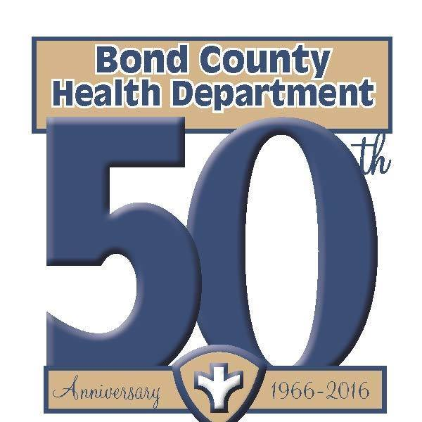 Bond County Health Department Logo