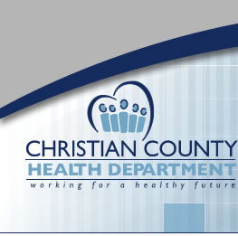 Christian County Health Department Logo
