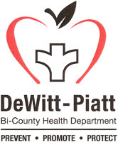 DeWitt-Piatt Bi-County Health Department Logo