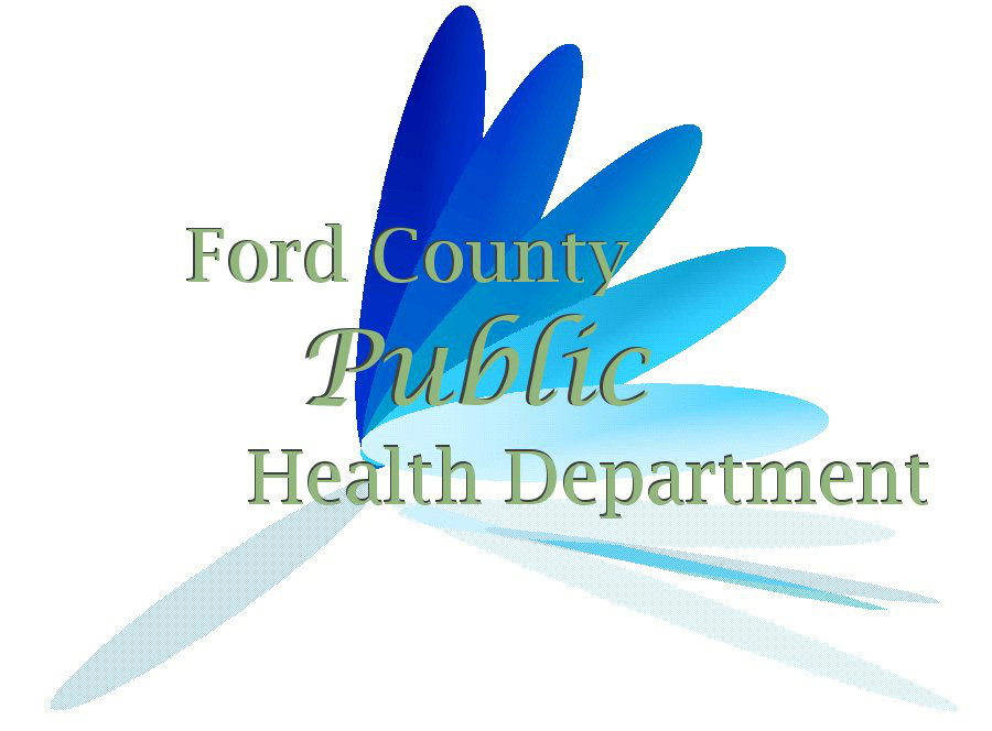 Ford County Public Health Department Logo