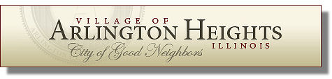 Village of Arlington Heights Logo