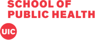 University of Illinois - Chicago School of Public Health Logo