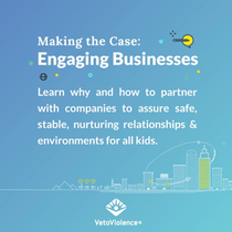 CDC - Engage Business Sector in Your Child Abuse and Neglect Prevention Efforts