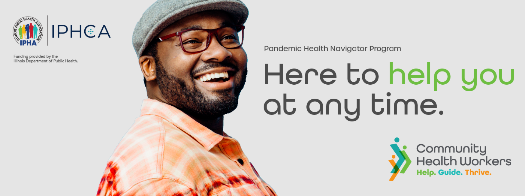 Pritzker Administration Launches Pandemic Health Navigator Program to Further Expand COVID-19 Resources and Vaccine Accessibility