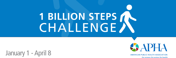 Join APHA's 2018 1 Billion Steps Challenge today - IPHA