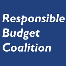 Responsible Budget Coalition Weekly Update: June 15th, 2017