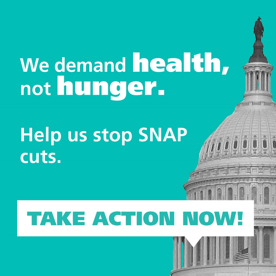 ACTION ALERT:  Oppose the House Farm Bill